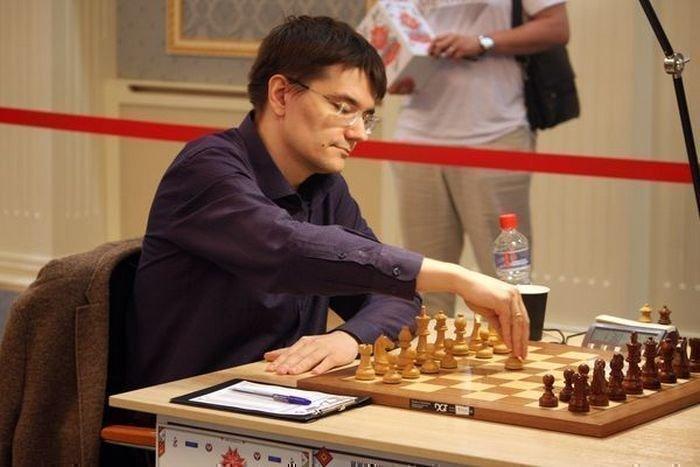 Евгений Томашевский. Фото РШФ, ruchess.ru