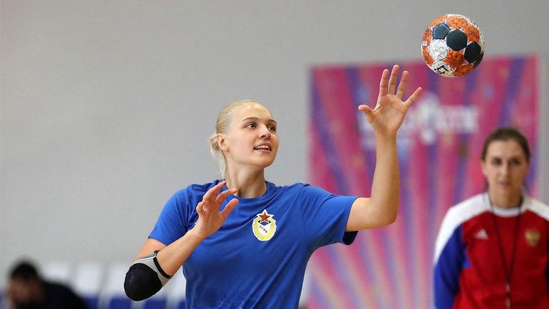 Дарья Дмитриева.