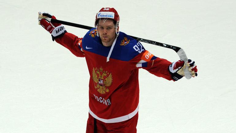 Евгений Кузнецов. Фото Алексей Иванов