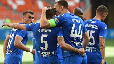 Филипп иПанченко вытаскивают «Динамо» изтрясины