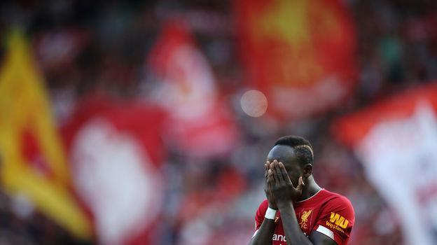 24 августа. Ливерпуль. «Ливерпуль» - «Арсенал» - 3:1. Садио Мане. Фото REUTERS