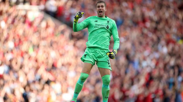 24 августа. Ливерпуль. «Ливерпуль» - «Арсенал» - 3:1. Адриан. Фото REUTERS