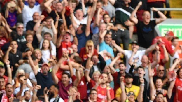 24 августа. Ливерпуль. «Ливерпуль» - «Арсенал» - 3:1. Мохамед Салах. Фото REUTERS
