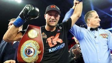 Ковалев победил Ярда техническим нокаутом и сохранил пояс WBO.