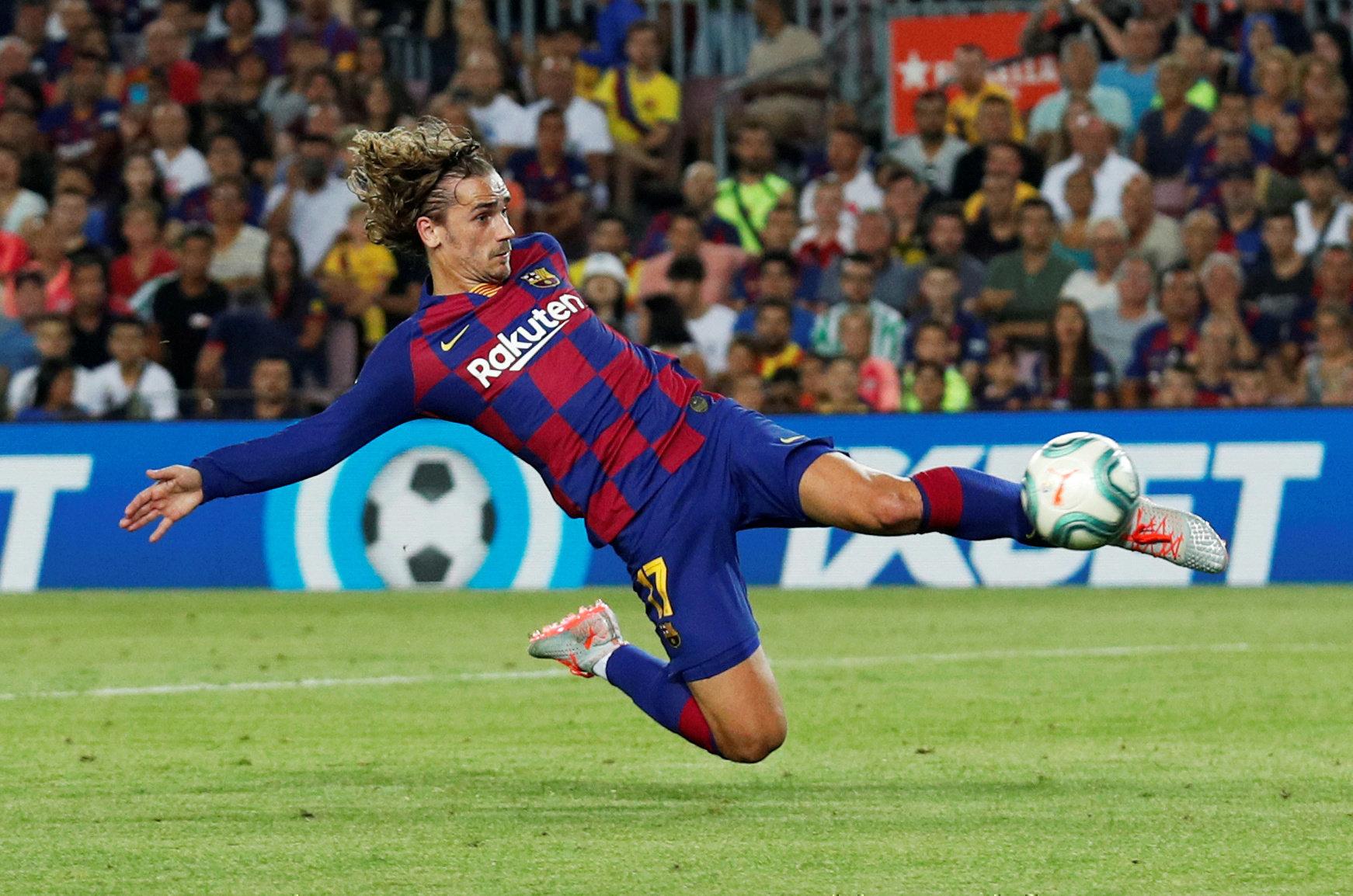 Барселона бетис 5 0 полный матч видео
