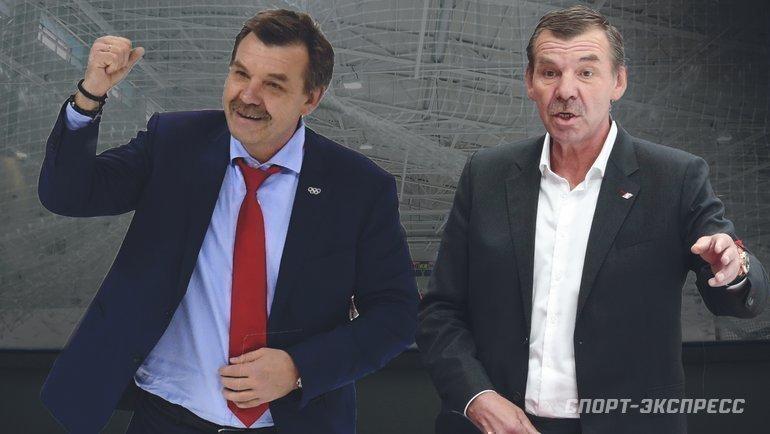 Олег Знарок: 2018 vs. 2019.