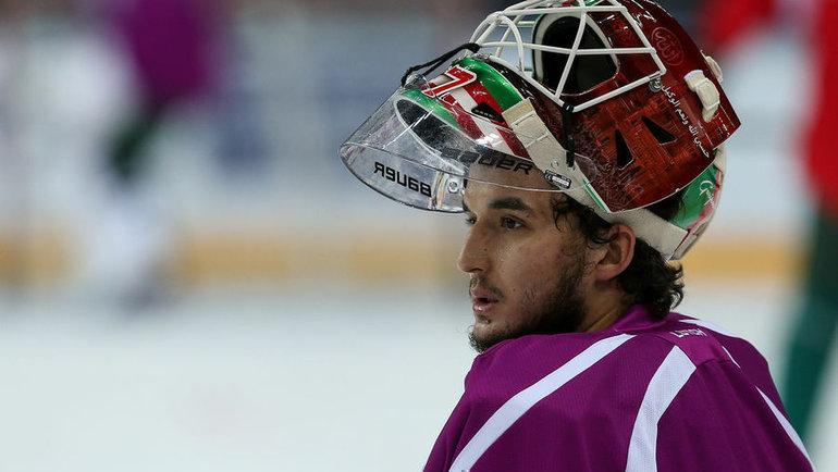 Эмиль Гарипов. Фото ХК «Ак Барс»