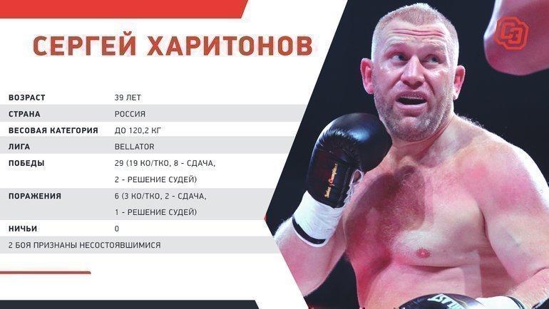 Сергей Харитонов. Фото «СЭ»
