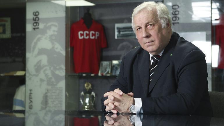 Андрей Будогосский. Фото РФС