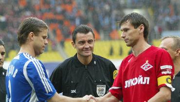 Егор Титов (слева) и Владислав Радимов (справа). Фото Александр Федоров, «СЭ»