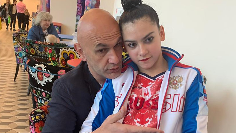 Лала и Дмитрий Крамаренко. Фото из архива семьи Крамаренко