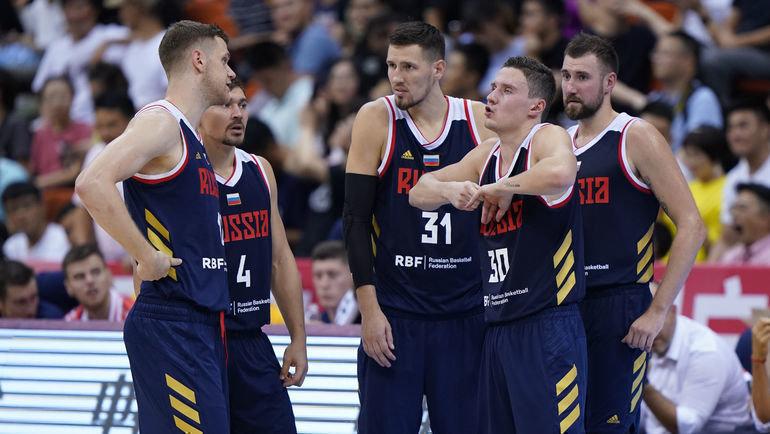 Сборная России: как она сыграет в Китае? Фото FIBA