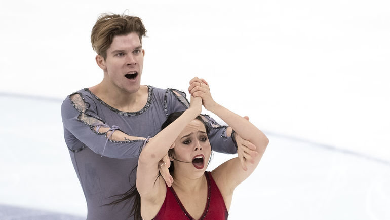 Сергей Мозгов и Бетина Попова. Фото Ксения Нуртдинова