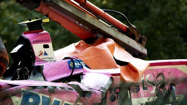 Пилот умер  в ужасной  трагедии  наэтапе «Формулы-2»— гонка отменена