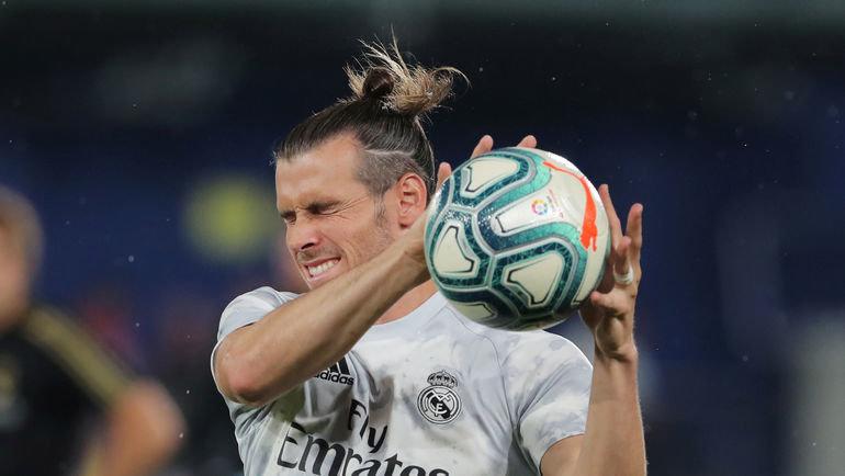 1 сентября. Вильярреал. «Вильярреал» — «Реал» — 2:2. Гарет Бэйл. Фото REUTERS