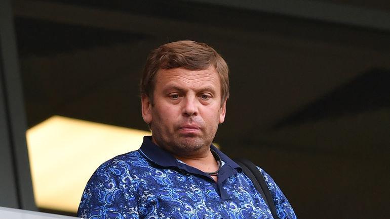 Александр Егоров. Фото Александр Федоров, «СЭ»