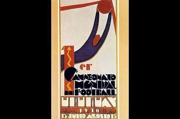 Чемпионат мира 1930 года - Уругвай.
