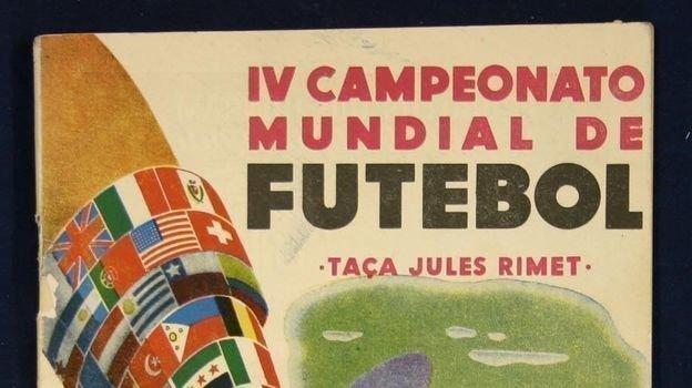 Чемпионат мира 1950 года - Бразилия.