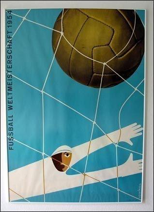 Чемпионат мира 1954 года - Швейцария.