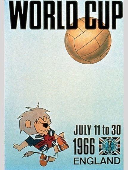Чемпионат мира 1966 года - Англия.