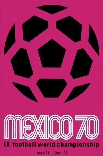 Чемпионат мира 1970 года - Мексика.