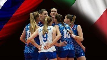 Онлайн четвертьфинального матча женского чемпионата Европы.