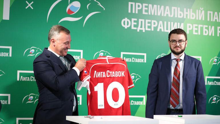 Юрий Красовский и Станислав Дружинин.