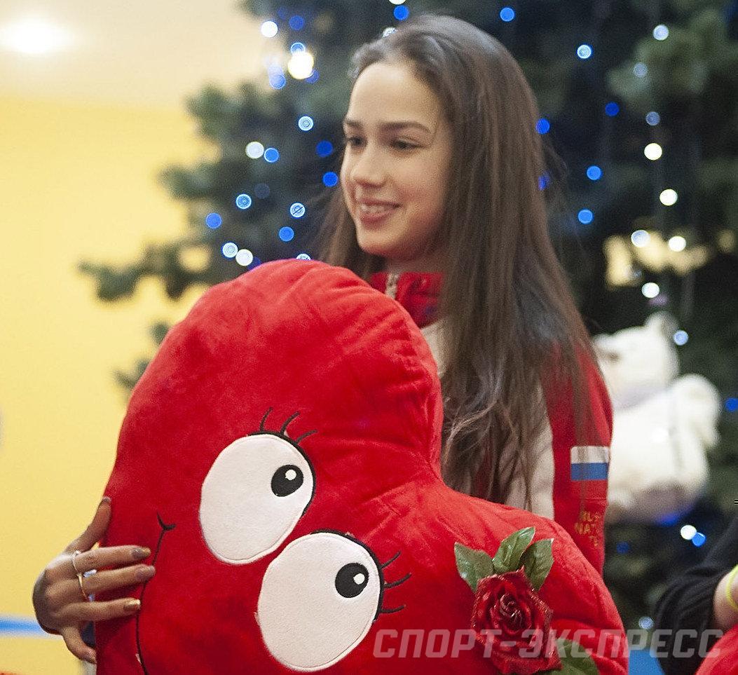 Алина Ильназовна Загитова-2 | Олимпийская чемпионка - Страница 39 Origin