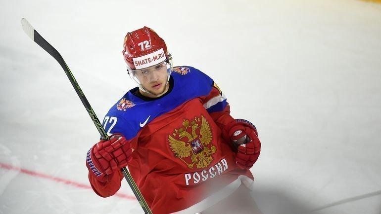 Артемий Панарин. Фото Юрий Кузьмин, photo.khl.ru