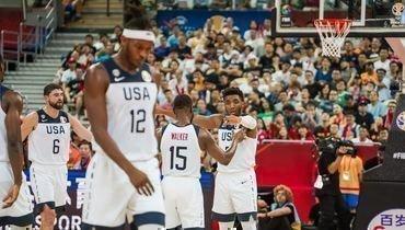 Сборная США по баскетболу.