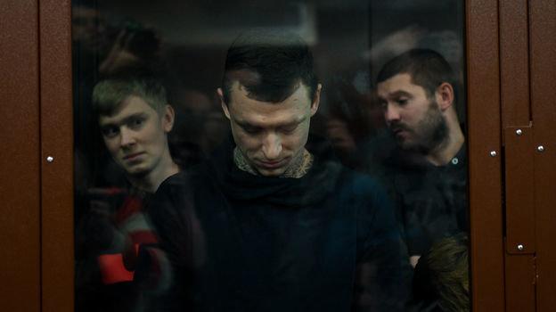 Кирилл Кокорин, Павел Мамаев и Александр Протасовицкий.