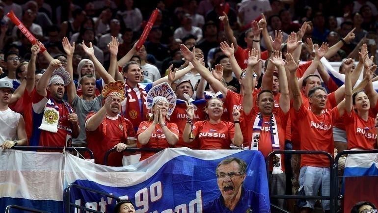 Увидят ли российские болельщики свою мужскую сборную на Олимпиаде-2020? Фото AFP