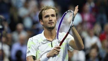 Медведев— вфиналеUS Open! Иэто круто!