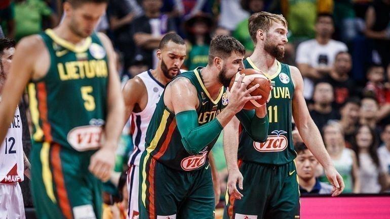 7 сентября. Нанкин. Франция - Литва - 78:75. Фото FIBA