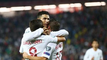 7 сентября. Белград. Сербия — Португалия — 2:4. Команда Криштиану Роналду одержала гостевую победу.