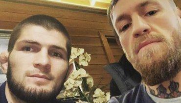 Конор и Хабиб вряд ли поменяются местами: в этом соцсети не сомневаются. Ирландца в Москве может ждать разве что ужин с чемпионом.