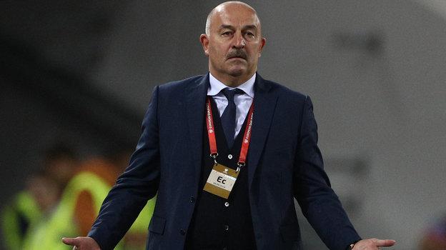 Россия— Казахстан— 1:0, отборочный турнир Евро-2020, что Станислав Черчесов сказал обигре вКалининграде