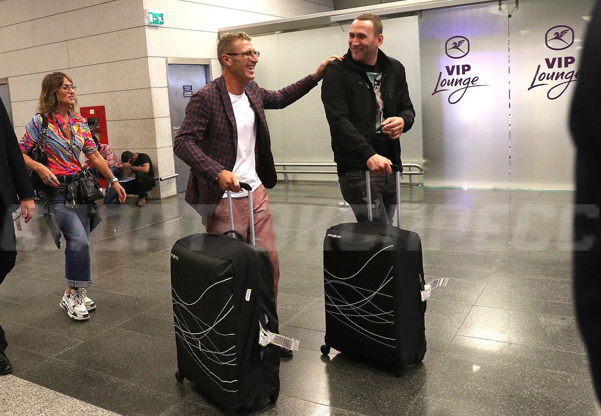 Массимо Каррера вернулся в Москву