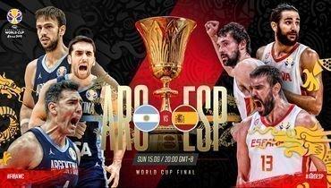 Финал под грохот танков. Испания иАргентина разыграют Кубок мира восажденном Пекине