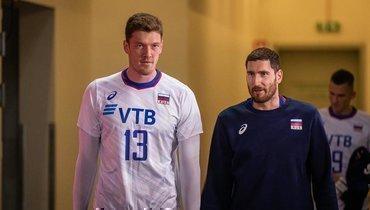 Максим Михайлов (справа) иДмитрий Мусэрский.