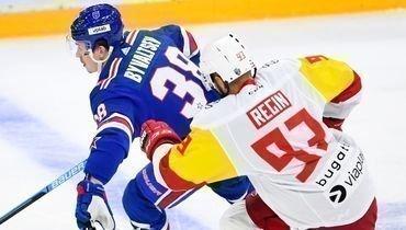 15сентября. Санкт-Петербург. СКА— «Йокерит»— 3:2. Питерцы победили финскую команду.