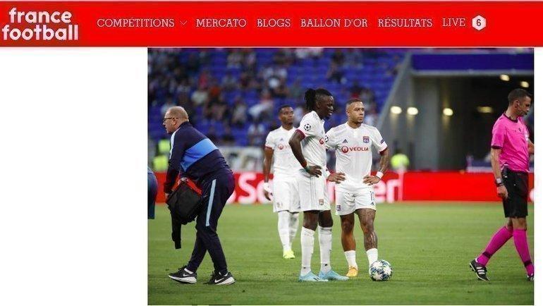 France Football.