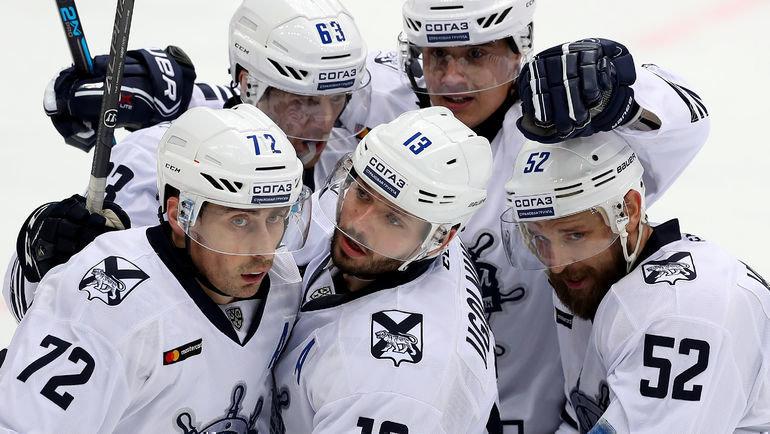 Игроки «Адмирала». Фото photo.khl.ru