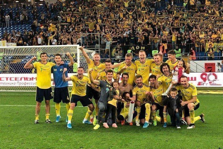 Швец отстранен натри матча. Футбол— РПЛ