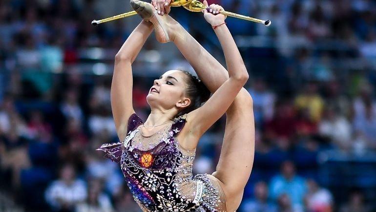 Дина Аверина. Фото Reuters