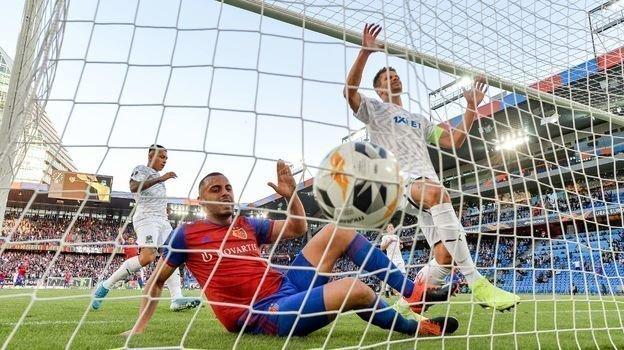 19сентября. Базель. «Базель»— «Краснодар»— 5:0. Один изголов вворота российского клуба.