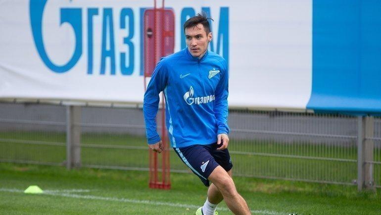 Вячеслав Караваев. Фото ФК «Зенит»