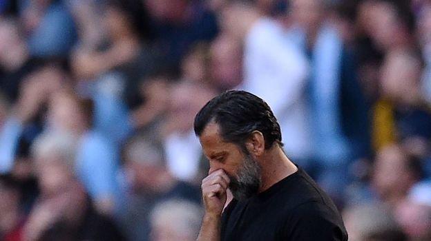 21сентября. Манчестер. «Манчестер Сити»— «Уотфорд»— 8:0. Кике Санчес Флорес. Фото REUTERS