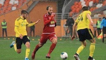 Дубль Мелкадзе принес «Тамбову» волевую победу над «Ростовом»