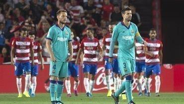 21сентября. Гранада. «Гранада»— «Барселона»— 2:0. Каталонцы потерпели новое неприятное поражение.